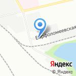 Грейс на карте Санкт-Петербурга