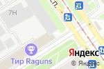 Схема проезда до компании СинфТек в Санкт-Петербурге