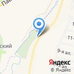 Столярная мастерская на карте Санкт-Петербурга