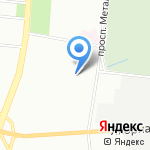 Чистые технологии на карте Санкт-Петербурга