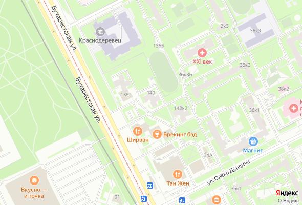 продажа квартир Бухарестская 140