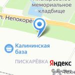 Юнит-Групп на карте Санкт-Петербурга