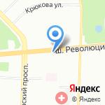 Нотариус Богданова Е.В. на карте Санкт-Петербурга