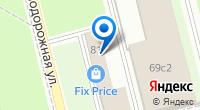 Компания Магазин молочной продукции на Железнодорожной на карте