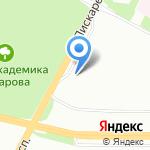 Некст Авто на карте Санкт-Петербурга