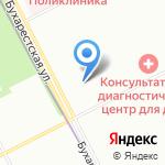 Комиссионный магазин-мастерская на карте Санкт-Петербурга