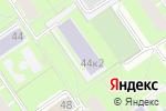 Схема проезда до компании Школа №609 в Санкт-Петербурге