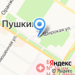 ЭТАЖИ на карте Санкт-Петербурга