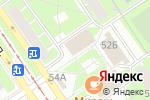 Схема проезда до компании Ателье по ремонту и пошиву одежды в Санкт-Петербурге