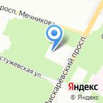Мультисказка на карте Санкт-Петербурга