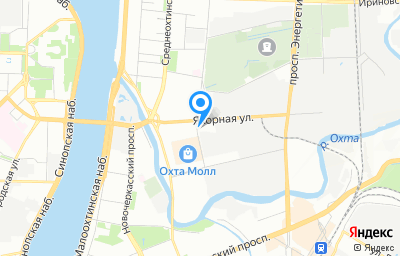 Местоположение на карте пункта техосмотра по адресу г Санкт-Петербург, ул Якорная, д 5 литер а