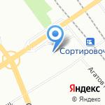 Альфа Рус на карте Санкт-Петербурга