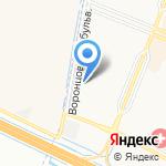 Аппетит на карте Санкт-Петербурга