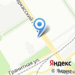 Центр социальной помощи семье и детям Красногвардейского района на карте Санкт-Петербурга