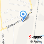Слобода на карте Санкт-Петербурга