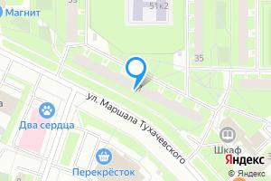 Комната в Санкт-Петербурге ул. Маршала Тухачевского, 37