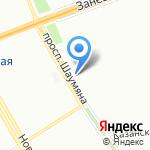 Колтушская Строительная Компания на карте Санкт-Петербурга
