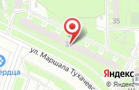 Схема проезда до компании Арштат в Санкт-Петербурге