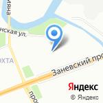 СТК Прок на карте Санкт-Петербурга