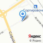 Coffee Cube на карте Санкт-Петербурга