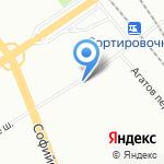 ПочиниМашину.рф на карте Санкт-Петербурга