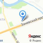 Мурр-маркет на карте Санкт-Петербурга