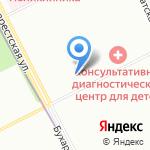 ЛиаФаль на карте Санкт-Петербурга
