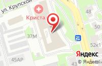 Схема проезда до компании Гига Северо-Запад в Санкт-Петербурге