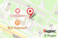Схема проезда до компании Изобилие в Санкт-Петербурге