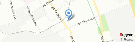 Мобатайм Системс на карте Санкт-Петербурга