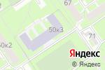 Схема проезда до компании Средняя общеобразовательная школа №490 с углубленным изучением иностранных языков в Санкт-Петербурге