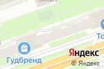 Схема проезда до компании Хочу! в Санкт-Петербурге