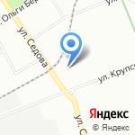 Инвест Сервис на карте Санкт-Петербурга