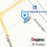 ТеплоДом на карте Санкт-Петербурга