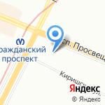 НВЛ Электро на карте Санкт-Петербурга