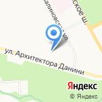 RICHESSE на карте Санкт-Петербурга