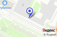 Схема проезда до компании РЕКЛАМНОЕ АГЕНТСТВО ВЕКО в Санкт-Петербурге