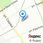 Детский сад №17 на карте Санкт-Петербурга