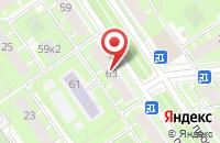 Схема проезда до компании By Kasheptu в Астрахани