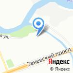 Дежуайо Нева на карте Санкт-Петербурга