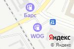 Схема проезда до компании WOG в