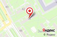 Схема проезда до компании Управление по эксплуатации и обслуживанию служебных зданий в Астрахани