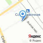 СП-Трансмишн на карте Санкт-Петербурга
