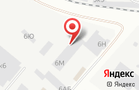 Схема проезда до компании Профстроители в Санкт-Петербурге