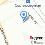 У дяди Миши на карте Санкт-Петербурга