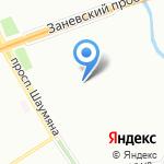 СИН на карте Санкт-Петербурга