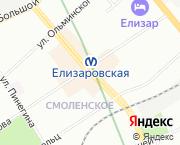 Невский район, ул. Крупской, метро Елизаровская.