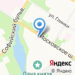 НАРОДНЫЕ МОЙКИ на карте Санкт-Петербурга