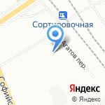 Пестово Мастер на карте Санкт-Петербурга