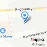 GNEZDO на карте Санкт-Петербурга